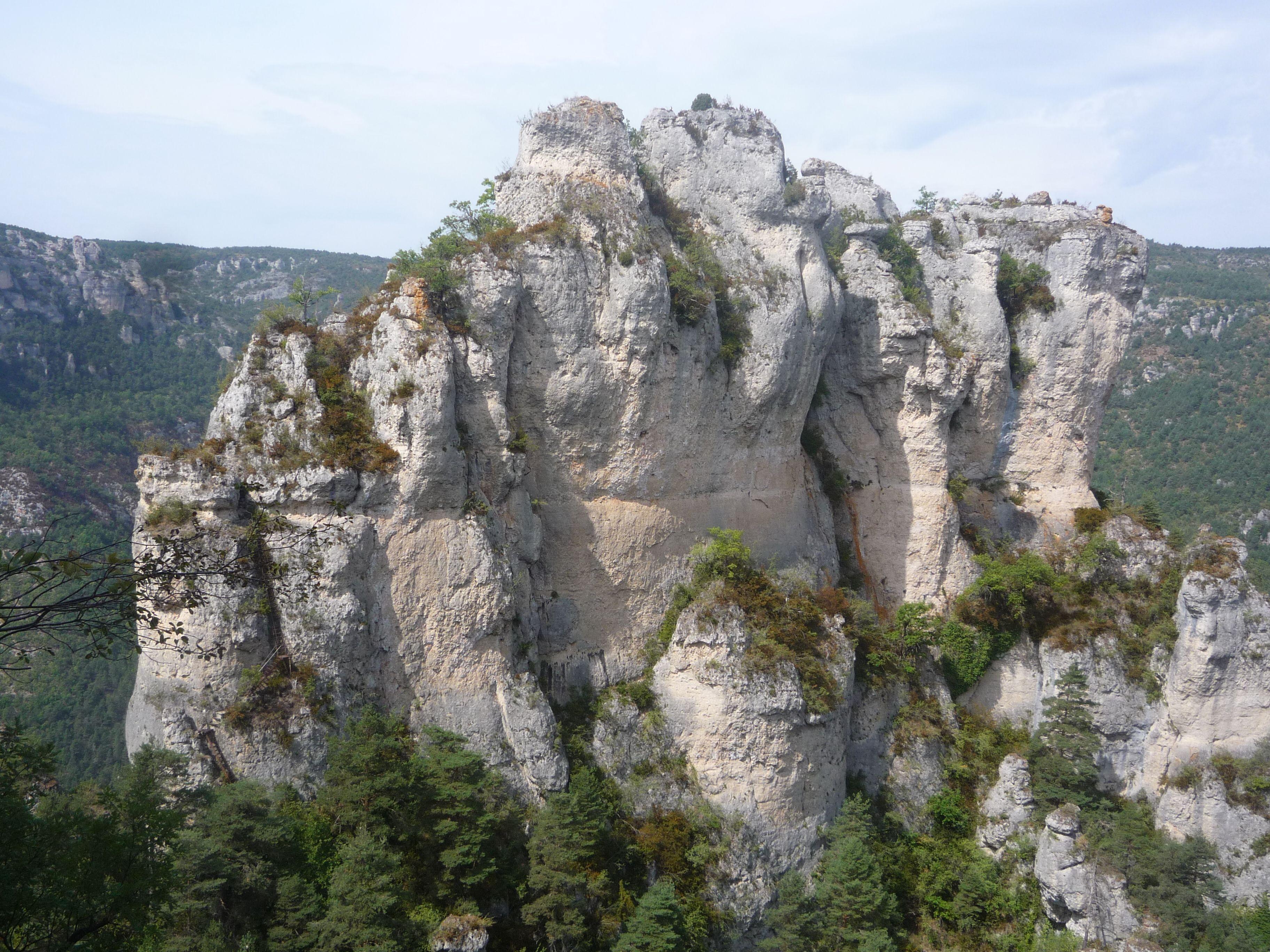 Le rocher du Cinglegros
