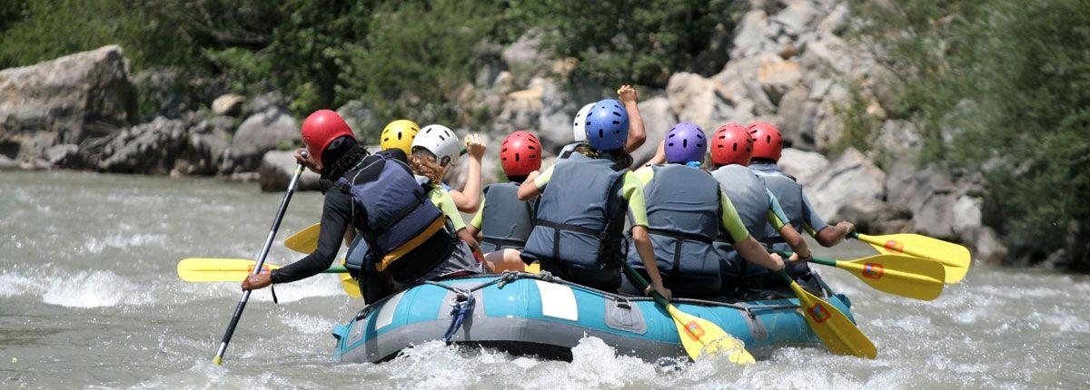 Rafting dans les Gorges du Tarn
