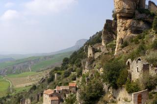 Château et vieux village de Peyrelade