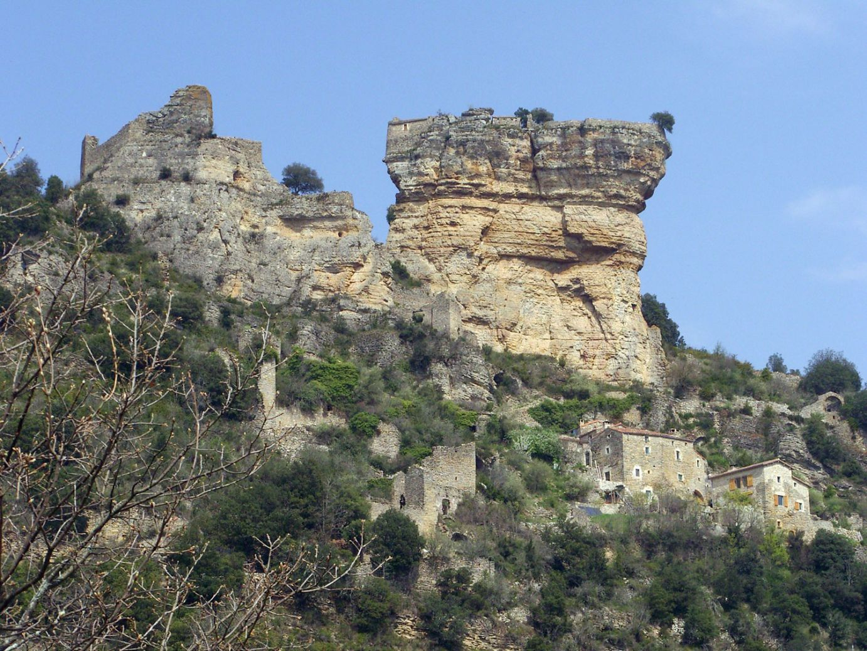 Ch teau et village de peyrelade dans les gorges du tarn - Chambre d hote dans les gorges du tarn ...